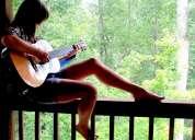 Clases personalizadas de guitarra y canto