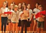 Clases de musica para chicos y jovenes en agronomia