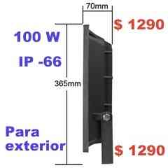 Super oferta en La Plata iluminacio  LED 100W $ 1290.- Wsapp 221-676-7240 Te: 480 3506-CITY BELL