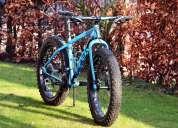 Mtb fatbike fieltro dd30 double dee