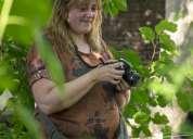 Aprende el uso de la cámara fotografica