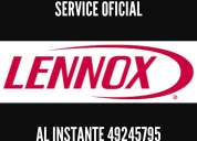 Servicio tecnico lennox bgh silent air al instante
