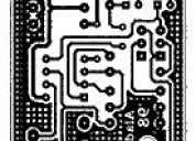 Cursos de diseÑo de circuitos impresos por metodo novedoso