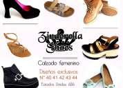 Zinderella shoes talles grandes