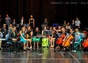 Clases de violín viola y violonchelo v devoto v del parque