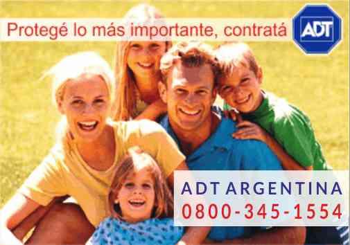 Alarma Monitoreada 0800-345-1554 - Venta e Instalación