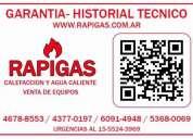 Service de calderas baxi zona capital federal 4678 8553
