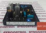 Avr regulador automatico de voltaje para grupo electrÓgenos