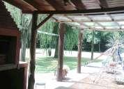Casa quinta en spegazzini, barrio las lomas.