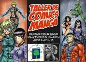 Taller de comics en bella vista!!