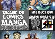 Taller de manga y comics