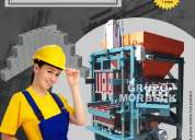 MÁquinas para fabricar bloques