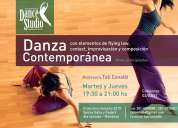 clases danza contemporánea para principiantes en mendoza