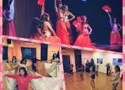 Danzas arabes para nenas en villa del parque