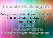 Armonizacion energetica - reiki