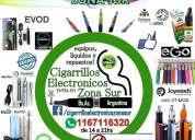 Cigarrillos electronicos zona sur