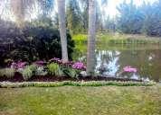 Jardineria en gral, diseño de parques y jardines