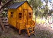 Casas de madera infantiles para niÑos casas arboles