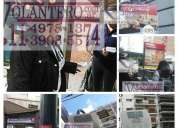 Buscamos volanteros / as vision nestor whatsapp 11-2233-9663