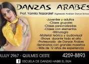 Clases de danzas arabes en quilmes oeste