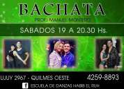 Clases+bachata+quilmes oeste - zona sur