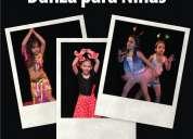 Clases de danza para niñas