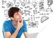 Clases particulares de apoyo y examenes - primario y secundario