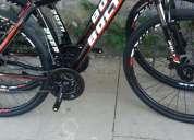Bicicletas mountain bikes 21 veloc.shimano. freno a disco. aluminio. bolt, venzo, slp, specialized