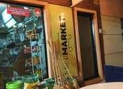 Fondo de comercio de minimarket en funes por ruta9 , venta comprobable y excelente ubicacion.