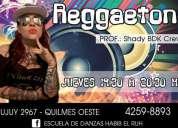 Clases de reggaeton en quilmes oeste