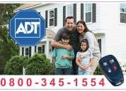 Alarmas para casas en merlo 0800-345-1554 adt 0$ instalación!!!