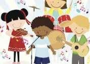 Taller introduccion a la musica talleres primera infancia