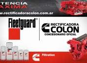 Rectificadora colon: rectificación de motores para camiones. 4267-8532