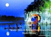 Turismo china de beijing a hong kong 14 dias