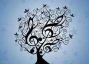 Clases de violín profesora de musica