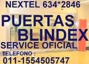 Frenos de puertas blindex te: 1554505747 todas las zonas