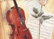 Profesora de violin viola y violonchello