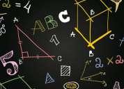 Clases particulares fÍsica y matemÁtica