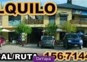 Funes: centro, dueÑo sin gastos,sobre ruta..varios locales con opcion a compra..
