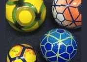 Pelota futbol 32 gajos numero 5 varios colores