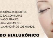 Rellenos con Ácido hialurÓnico! info + precios. zona palermo!