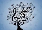 Clases de musica para chicos en la paternal