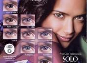Lentes de contacto colores varios!! promo por lanzamiento