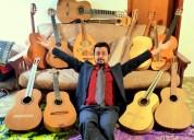 Clases de flamenco, guitarra, cante y percusion