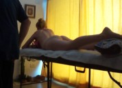 Masaje tantrico ambos sexos