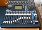 Yamaha 01v96vcm digital mixing console