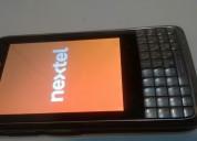 Motorola xt 627 nextel  se reinicia ideal servicio tecnico
