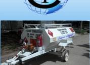 Acoplados tanques de 1500 litros
