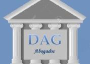 Dag abogados. derecho penal - laboral - familia y sucesiones