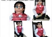 Vendemos muñecos profesionales para ventriloquia.